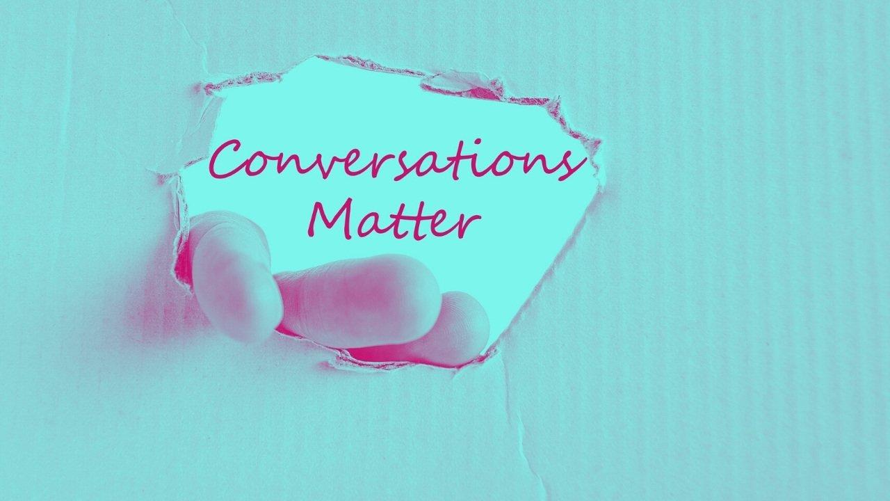Conversation Skills - Communication - Personal Development