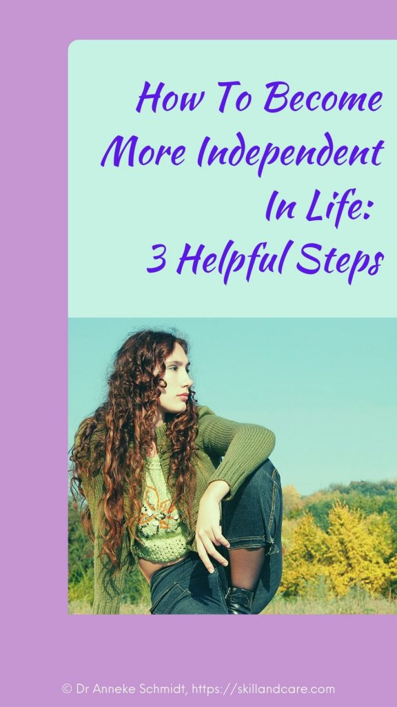 How To Become More Independent_Pin