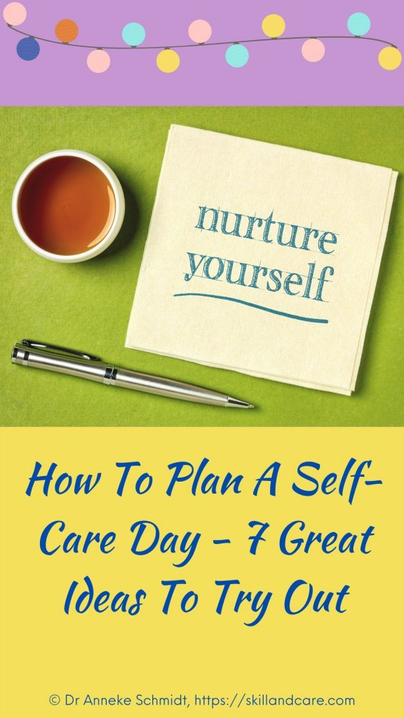 How To Plan A Self-Care Day_Pin