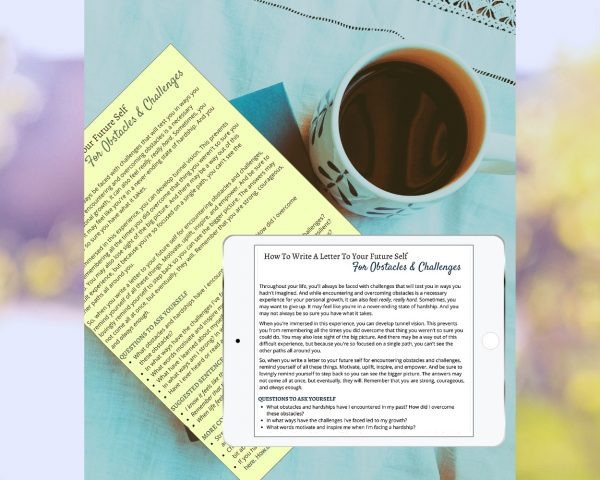 Letter To Yourself_Workbook