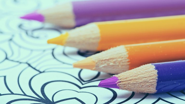 Mindfulness Coloring Pages – 5 Important Health Benefits For Adults